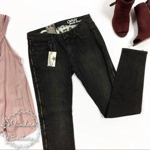 Converse Copley Rocker Skinny Zipper Jeans